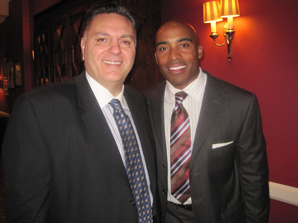 Tiki Barber- NY Giants